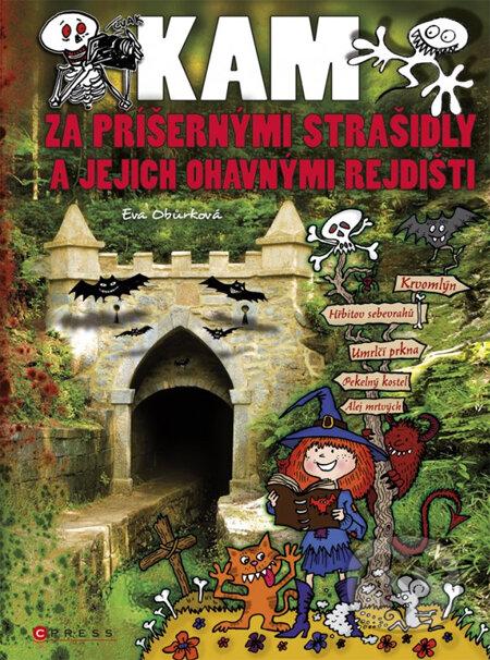 Fatimma.cz Kam za příšernými strašidly a jejich ohavnými rejdišti Image