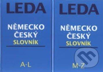 Velký německo-český slovník - Leda