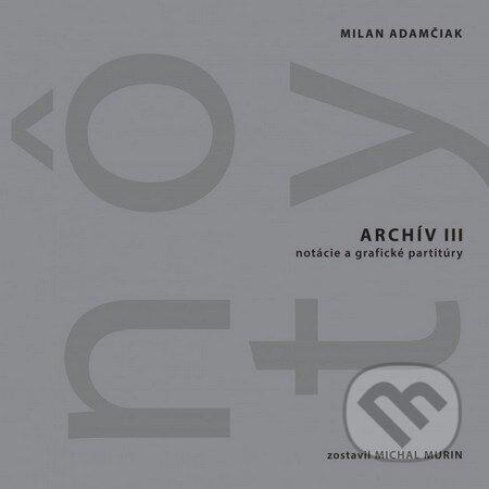 Fatimma.cz Archív III (nôty) + CD Image