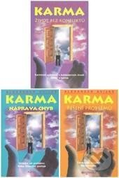 Karma komplet 3 knihy - Alexander Svijaš