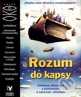 Fatimma.cz Rozum do kapsy - CD ROM Image