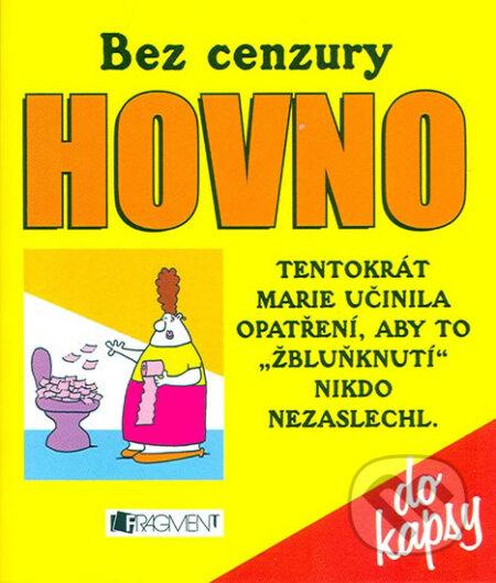 Fatimma.cz Hovno - do kapsy Image