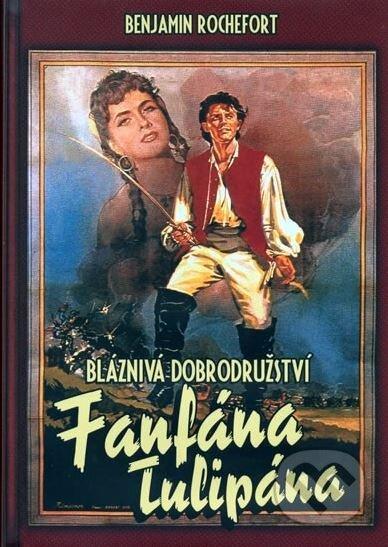 Fatimma.cz Bláznivá dobrodružství Fanfána Tulipána Image