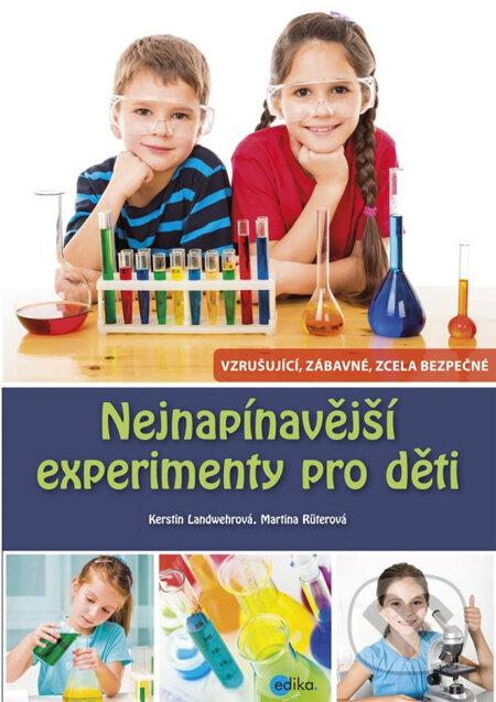Excelsiorportofino.it Nejnapínavější experimenty pro děti Image