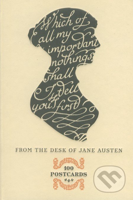 From the Desk of Jane Austen - Potter Style