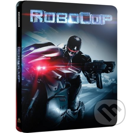 Robocop Steelbook