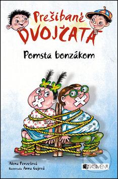 Fatimma.cz Prešibané dvojčatá: Pomsta bonzákom Image