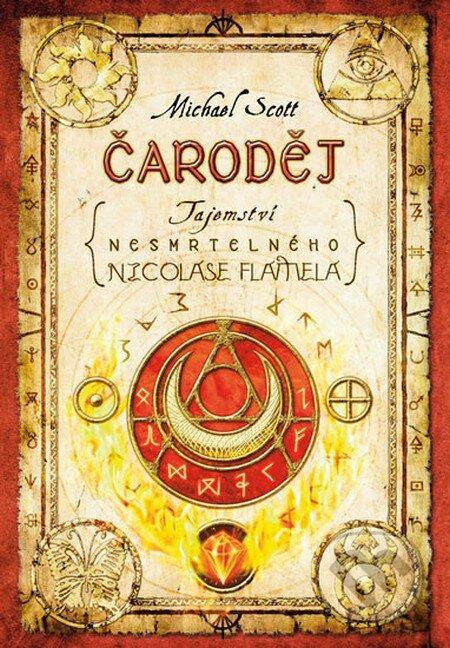 Kniha Čaroděj (Michael Scott)
