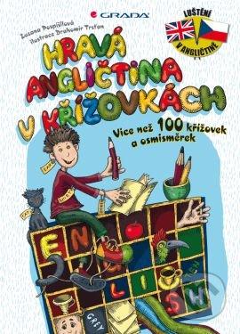 Hravá angličtina v křížovkách - Zuzana Pospíšilová, Drahomír Trsťan