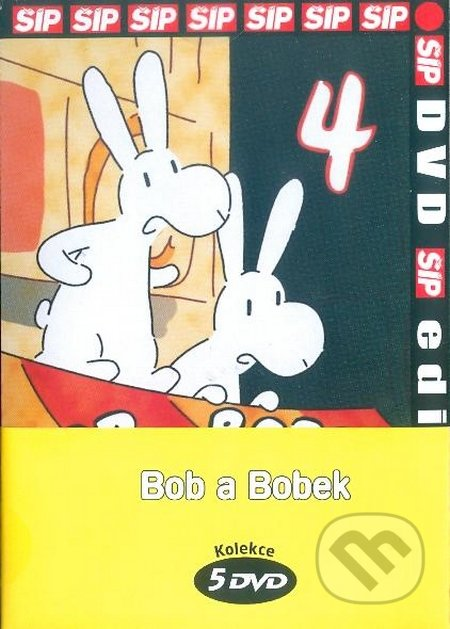 Bob a Bobek DVD