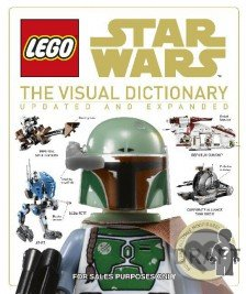 Lego Star Wars: The Visual Dictionary - Penguin Books