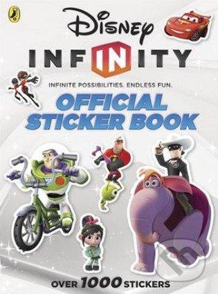Disney Infinity: Official Sticker Book -
