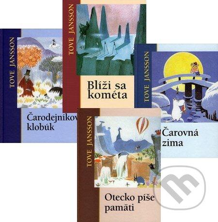 Venirsincontro.it Blíži sa kométa + Čarodejníkov klobúk + Otecko píše pamäti + Čarovná zima (kolekcia štyroch titulov) Image