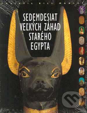 Newdawn.it Sedemdesiat veľkých záhad starého Egypta Image