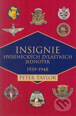 Fatimma.cz Insignie spojeneckých zvláštních jednotek 1939-1948 Image
