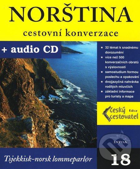 Fatimma.cz Norština - cestovní konverzace + CD Image