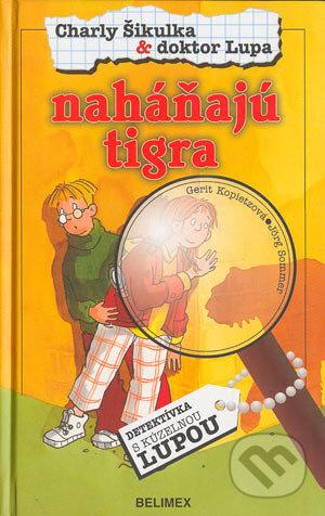 Venirsincontro.it Charly Šikulka & doktor Lupa - naháňajú tigra Image