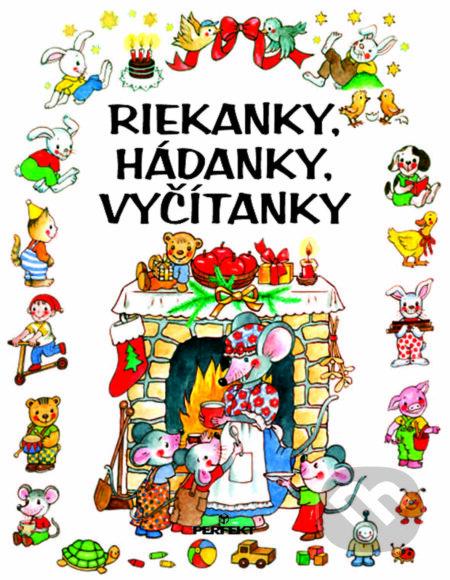 Fatimma.cz Riekanky, hádanky, vyčítanky Image