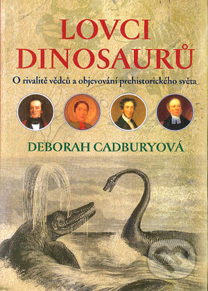 Fatimma.cz Lovci dinosaurů Image