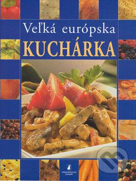 Removu.cz Veľká európska kuchárka Image
