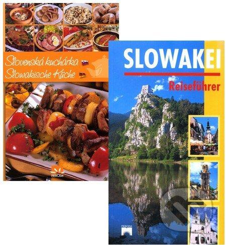Fatimma.cz Slovenská kuchárka/Slowakische Küche + Slowakei Image