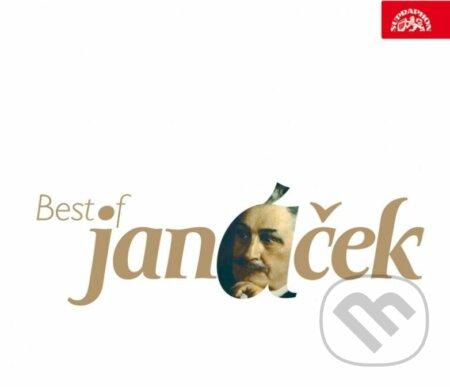 Janáček Leoš: Best of Leoš Janáček - Janáček Leoš