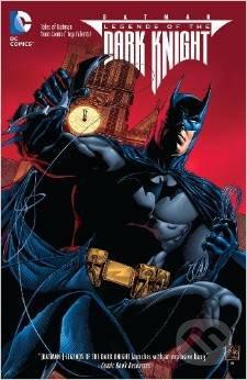 Batman: Legends of the Dark Knight 1 - Random House