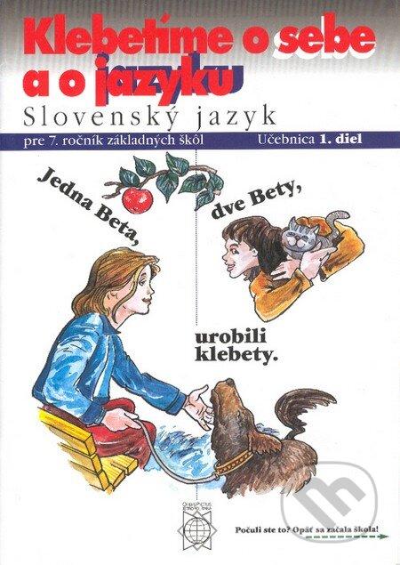 Fatimma.cz Slovenský jazyk pre 7. ročník základných škôl (Klebetíme o sebe a o jazyku) Image