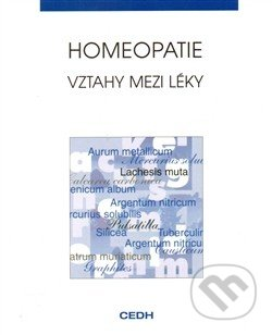 Homeopatie - Vztahy mezi léky - Francois Chefdeville