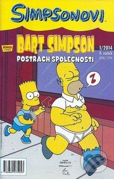 Fatimma.cz Bart Simpson: Postrach společnosti Image