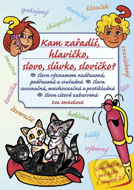 Fatimma.cz Kam zařadíš, hlavičko, slovo, slůvko, slovíčko? Image