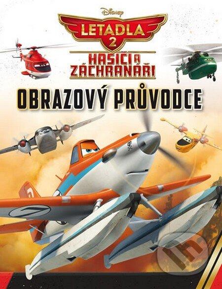 Bthestar.it Letadla 2 - Hasiči a záchranáři: Obrazový průvodce Image