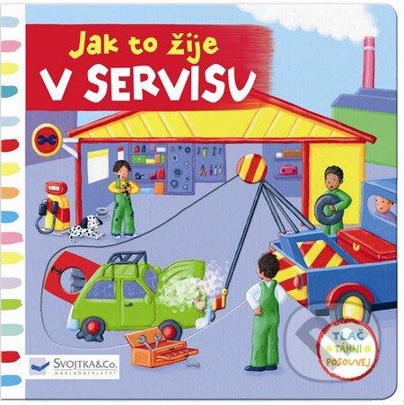 Jak to žije v servisu - Svojtka&Co.