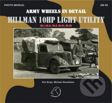 Hillman 10HP Light Utility - Petr Brojo