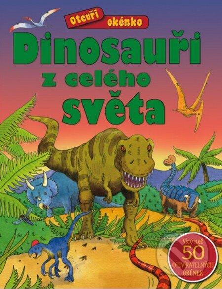 Peticenemocnicesusice.cz Dinosauři z celého světa Image