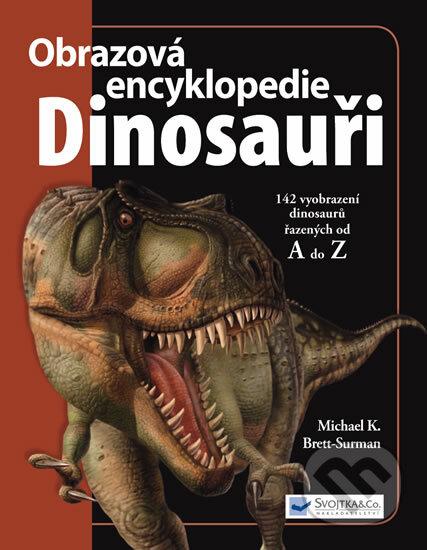 Fatimma.cz Dinosauři: Obrazová encyklopedie Image