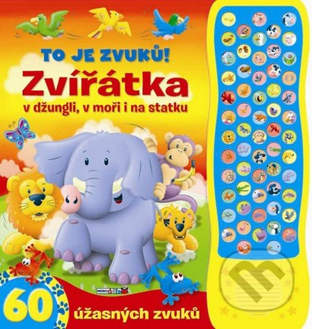 Fatimma.cz Zvířátka v džungli, v moři i na statku Image