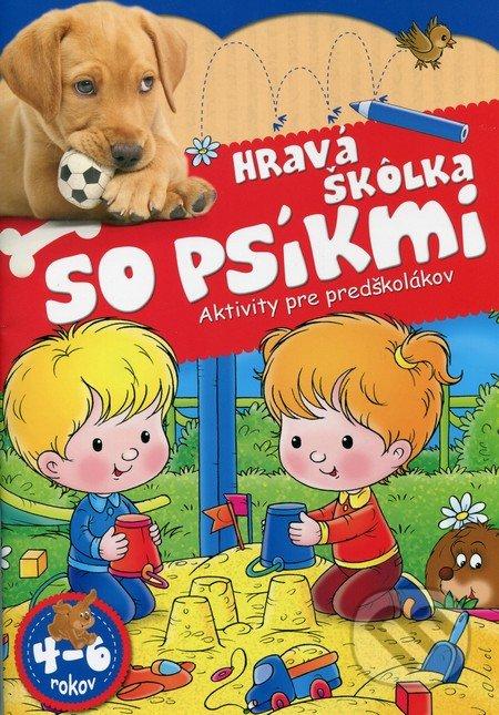 Peticenemocnicesusice.cz Hravá škôlka so psíkmi Image