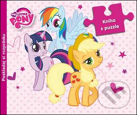 Fatimma.cz My Little Pony: Kniha s puzzle Image