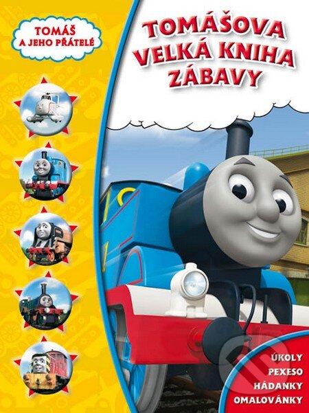 Interdrought2020.com Tomášova velká kniha zábavy Image
