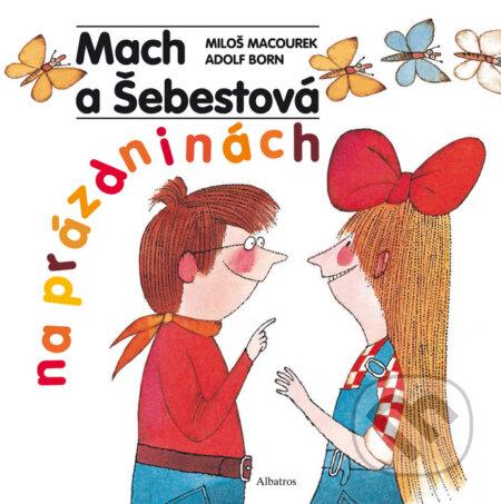 Interdrought2020.com Mach a Šebestová na prázdninách (české vydání) Image