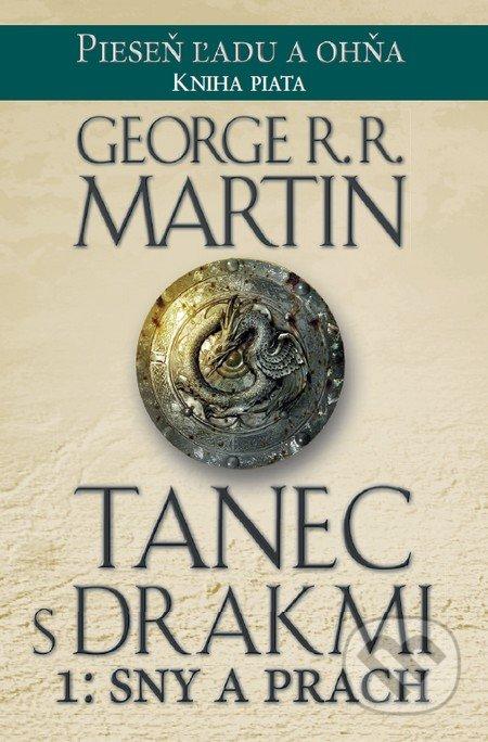 Kniha Tanec s draky (George R. R. Martin)