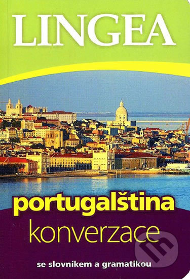 Portugalština - konverzace - Lingea