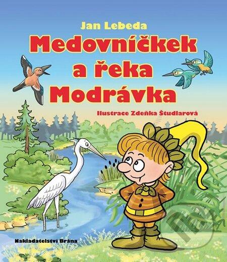 Fatimma.cz Medovníček a řeka Modrávka Image