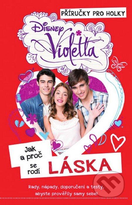 Interdrought2020.com Violetta: Jak a proč se rodí láska Image