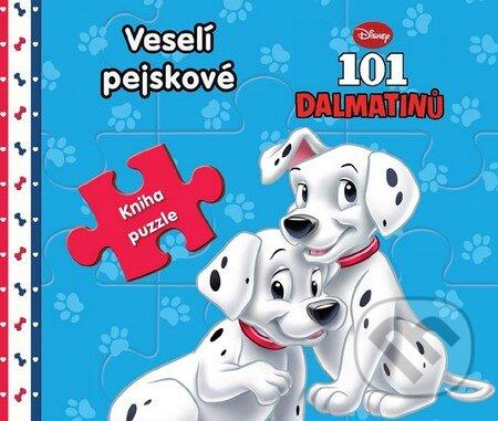 101 dalmatinů - Veselí pejskové - Walt Disney