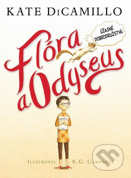 Flóra a Odyseus - Kate DiCamillo
