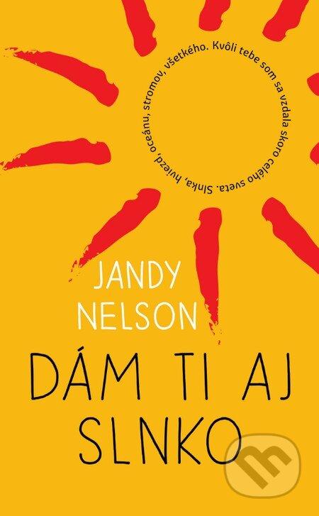 Kniha Dám ti slunce (Jandy Nelson)