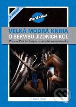 Interdrought2020.com Velká modrá kniha o servisu jízdních kol Image