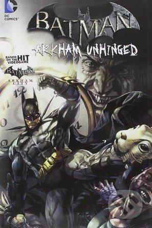 Batman: Arkham Unhinged (Volume 2) - Derek Fridolfs